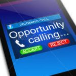 Opportunity Mindset Action