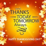 Thanksgiving Karma and Near Misses